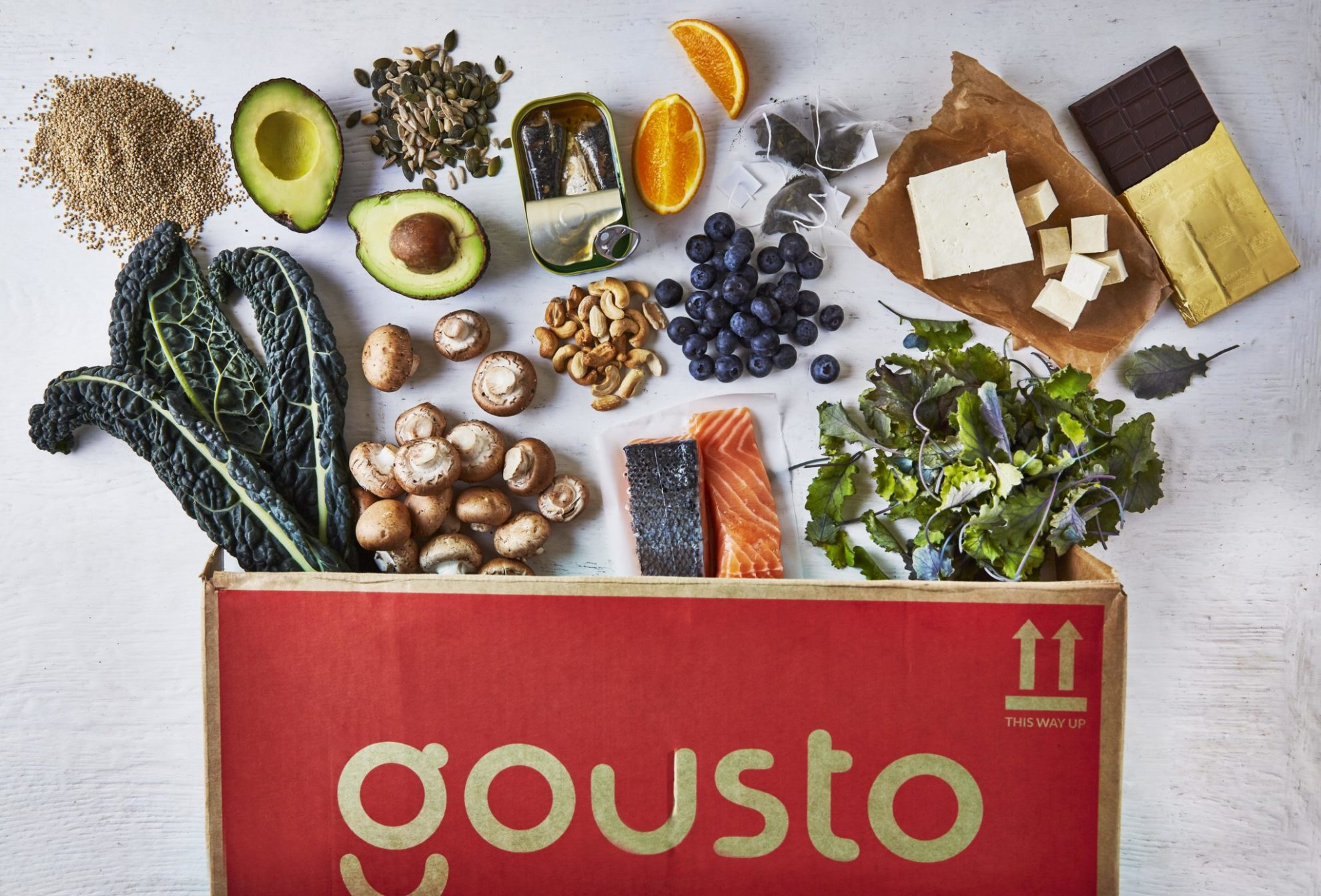 Gousto - Case Study - Markettiers - broadcast specialist creative agency