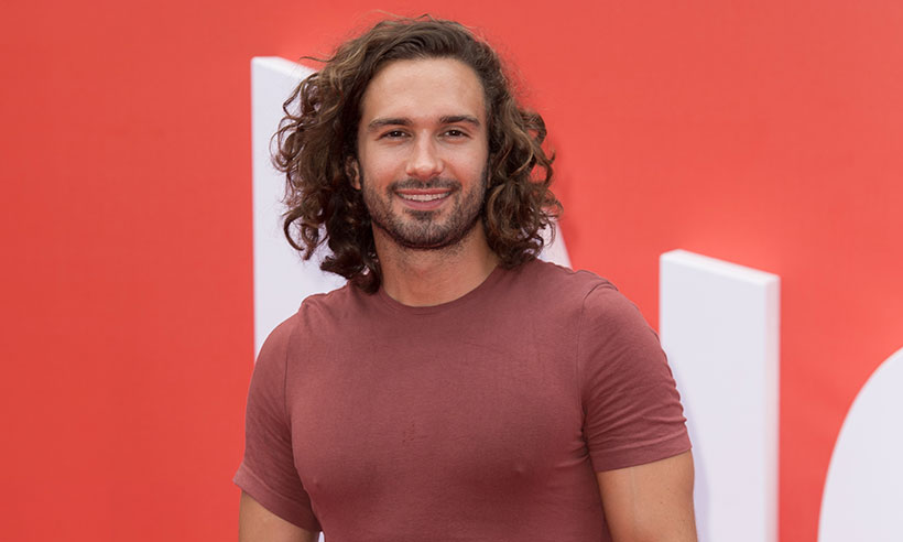 Joe Wicks Gousto's Healthy Eating Index spokesperson